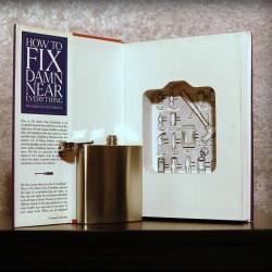 Secret Safe Flask Book